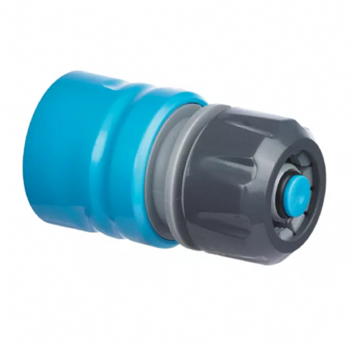 "Flopro 70300536 Water Stop Hose Connector 12.5mm (1/2"")"